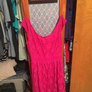 American Eagle Outfit Size 16 lace dress
